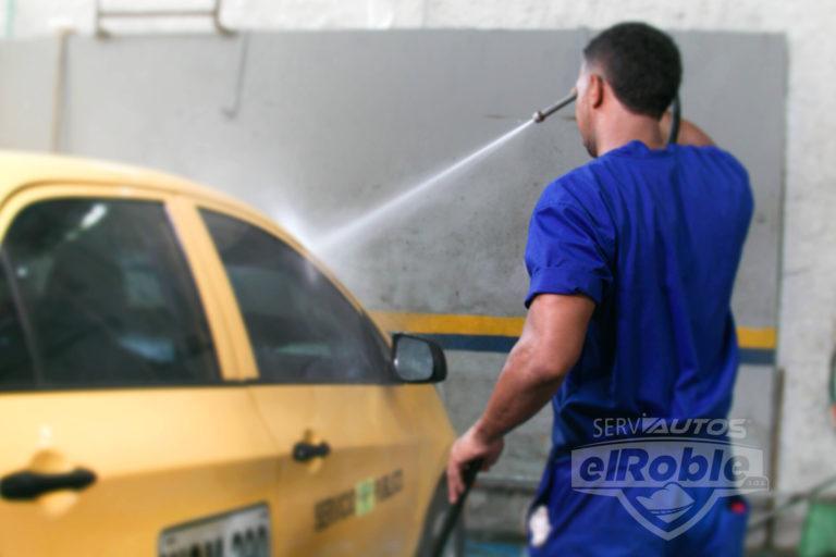 Serviautos El Roble - Limpieza